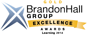 Brandon Hall group excellence awards 2014
